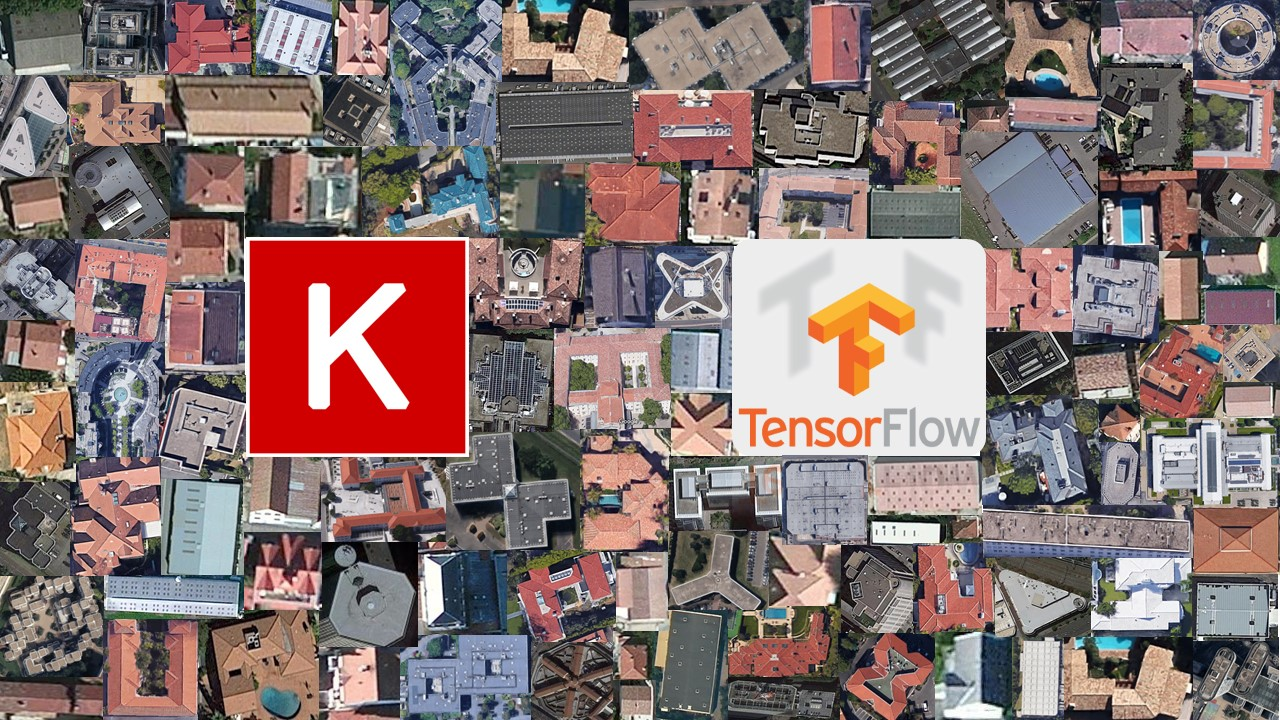 Deep-learning: Rooftop type detection with Keras and TensorFlow